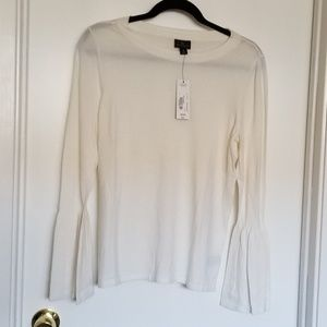 Worthington Bell Sleeve Sweater